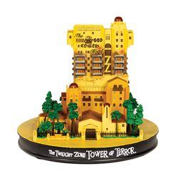 Tower of Terror Light-Up Model
