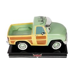 Signed John Lassetire Cars Land Limited Edition Model.