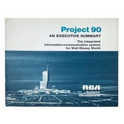 """Project 90 - An Executive Summary"" Book."