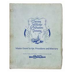 Grand Opening Master Event Script.