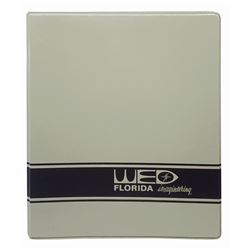 WED Florida Human Resources Planning Binder.