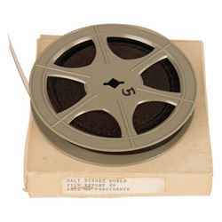 Hall of Presidents 16mm Film Report.