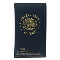 Liberty Tree Tavern Check Holder.