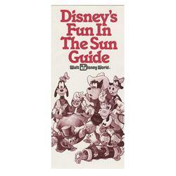 """Disney's Fun in the Sun"" Guide."
