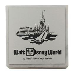 Walt Disney World Marble Paperweight.