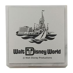 Walt Disney World Marble Paperweight.
