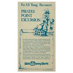 Pirates Point Excursion Brochure.