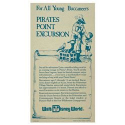 Pirates Point Excursion Brochure.