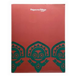 Polynesian Village Guest Packet.