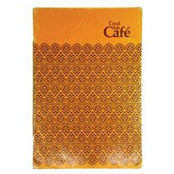 Coral Isle Cafe Menu.