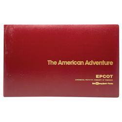 American Adventure Presentation Book.