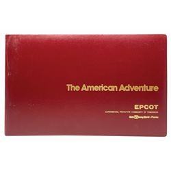 American Adventure Presentation Book.