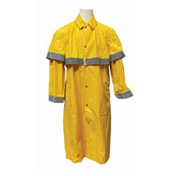 Epcot Cast Member Storable Raincoat.