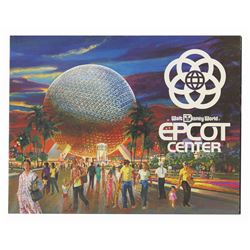 Epcot Pictorial Souvenir Guidebook.