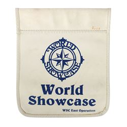 World Showcase Crowd Control Flag.