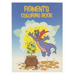 Figment's Coloring Book.