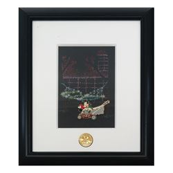 Spectacle of Lights Max Pin with Original Artwork.