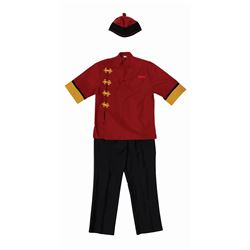 The Great Movie Ride Cast Member Costume.