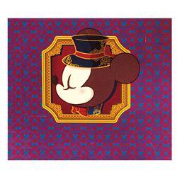 Tokyo Disneyland Mickey Store Display.