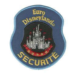 Disneyland Paris Security Patch.