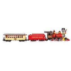 Disneyland Paris Locomotive and Passenger Car.