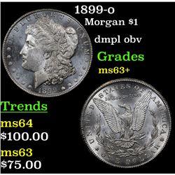 1899-o Morgan Dollar $1 Grades Select+ Unc
