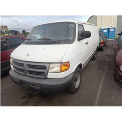 2000 Dodge Ram 1500 Van
