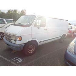 1997 Dodge Ram 1500 Van
