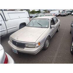 1992 Lincoln Continental