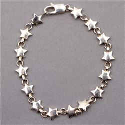Tiffany & Co. Shooting Stars sterling silver bracelet