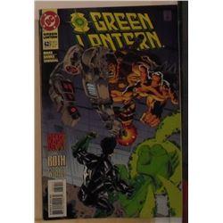 DC Comics Green Lantern #62 May 1995 - bande dessinée