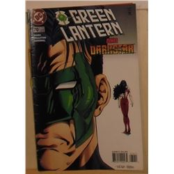 DC Comics Green Lantern #70 January  1996 - bande dessinée