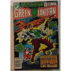 VERY OLD DC Comics Green Lantern #148 January 1982 - bande dessinée très vieille