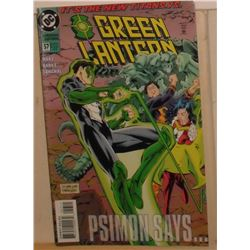 DC Comics Green Lantern #57 December  1994 - bande dessinée