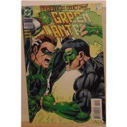DC Comics Green Lantern #63 June 1995 - bande dessinée