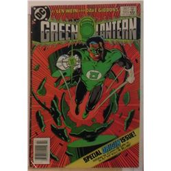 VERY OLD DC Comics Green Lantern #185 February 1985 - bande dessinée très vieille