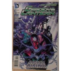 DC Comics Green Lantern #10 August 2012 - bande dessinée