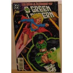 DC Comics Green Lantern #65 August 1995 - bande dessinée