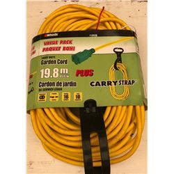 65' EXTENSION CORD - NEW