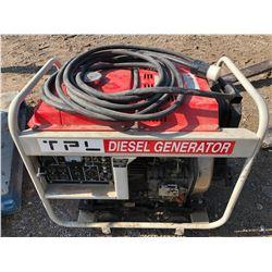 TPL DIESEL GENERATOR - 5000 W