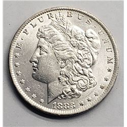 1883-O MORGAN DOLLAR