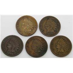 1887, 1898, 1904, 1906, 1907