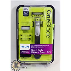 SEALED PHILIPS MENS ONE BLADE