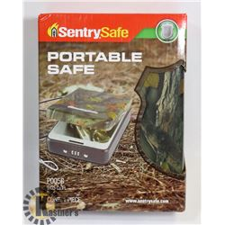NEW SENTRY SAFE PORTABLE SECURE