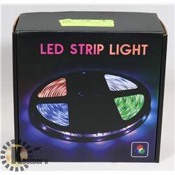 LOT OF 1 NEW LED STRIP KIT 32.8 FT (2 ROLLS)