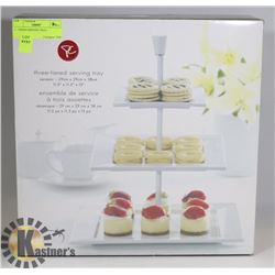 3 - TIERED SERVING TRAY