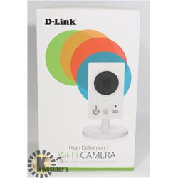 NEW D-LINK HD WIFI SECURITY CAMERA