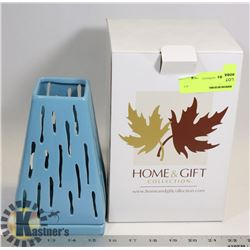 HOME AND GIFT COLLECTION CANDLE LAMP