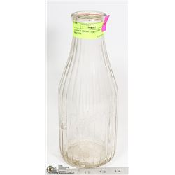 PRODUCERS DAIRY MILK BOTTLE