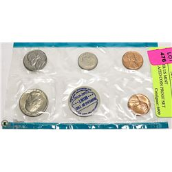 1968 SILVER US MINT UNCIRCULATED COIN PROOF SET